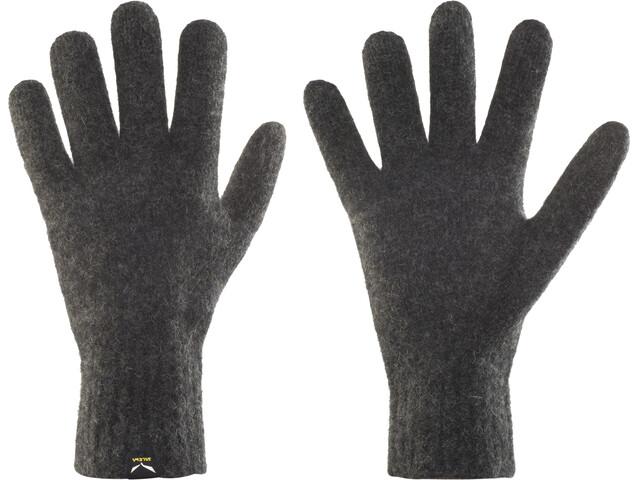 SALEWA Walk Wool Gloves carbon
